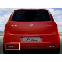 Lente Lanterna P/choque Tras Punto 08/09/10/11 Original Fiat