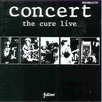 The Cure - Concert - The Cure Live 1984 - Lacrado !!