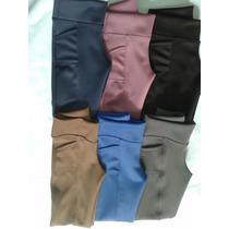 Calça Legging Montaria (infantil) Coloridas Tecido Neoprene