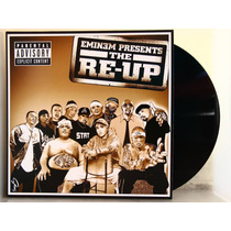 Lp Vinil Eminem Presents The Re-up Novo Duplo Importado