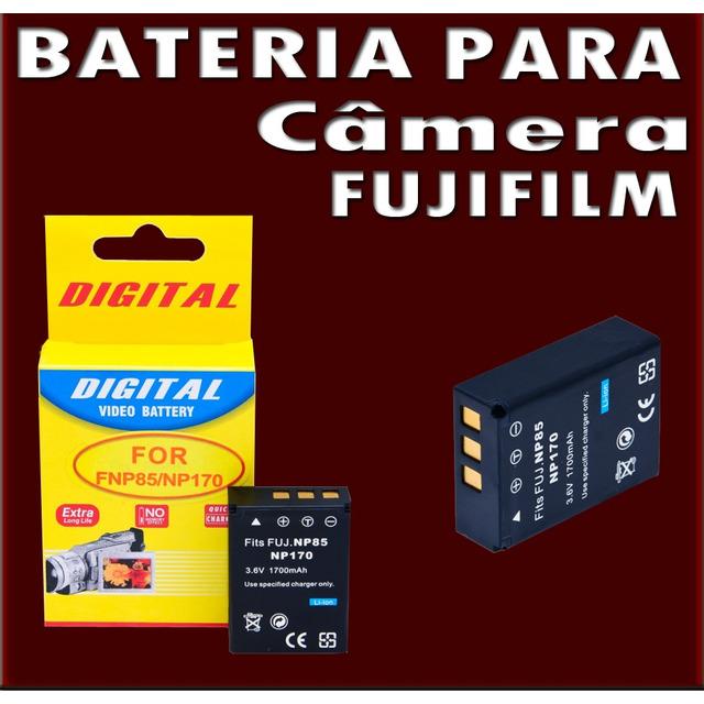 Bateria Compatível Fuji Np-85 Sl305 Sl300 Sl280 Sl260 Sl1000