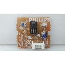 Placa Sensor Controle Remoto Tv Phillips 42pf7321/78 Plasma