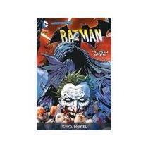 Livro Hq Batman Faces Da Morte Os Novos 52 ! Tonys, Daniel