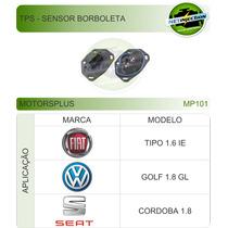 Tps Tipo 1.6 Ie, Golf 1.8 Gl, Seat Cordoba 1.8 Mp101