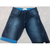 Bermudas Jeans Várias Marcas 10 Peças Porr$ 350,00 Aproveite