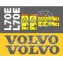 Kit Adesivos Volvo L70e - Decalx