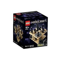 Lego Minecraft - The End 21107 - 440 Peças - Pronta Entrega.