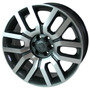 Roda Nissan Frontier R49 2014 Aro 20 6x139 Jogo