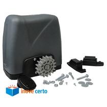Kit Motor Portão Eletronico Desliz Dz Nano Turbo 110v Rossi