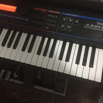 Roland Juno Di Teclado Sintetizador Pouco Uso. Somente Venda