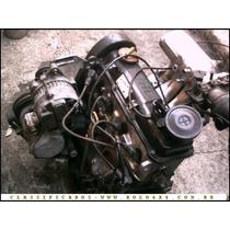 Motor Parcial Ap 2.0 Carburador 3e Jeep Gaiola