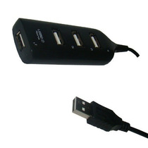 Mini Hub Usb 4 Portas 2,0 1,1 P/ Pc,notebook E Tablet