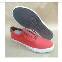 Tenis Sapatenis Tommy Hilfiger Sport Fino Casual