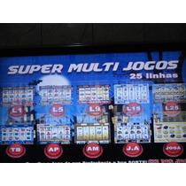 Matriz Super Multijogos 10x1 + 5 Jogos Fliperama