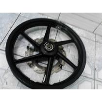 Roda Dianteira Dafra Apache 150 Ano 2012 Original Semi Nova