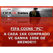 Fifa Coins - Pc - 1 Milhão R$ 10,00 Fifa 14 Ultimate Team