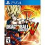 Dragon Ball Z Xenoverse Português Mídia Física Ps4