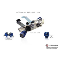 Kit Slider Procton Racing Honda Cbr 250r- Completo