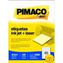 Etiqueta Pimaco A4351 - Ideal Para Código De Barras