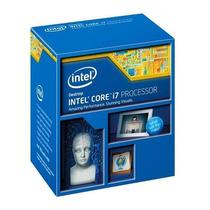 Processador Intel I7 4790k Refresh 4.4ghz Turbo 8mb + Nfe