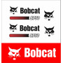 Kit Adesivos Bobcat S750 - Decalx