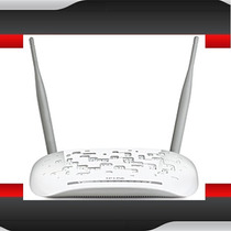 Modem Roteador Wireless N Usb Adsl2+ Td-w8968 300mbps Fcshop