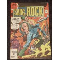 O Herói Nº 27 (2ª Série) - Sarg Rock - Ebal - 1980