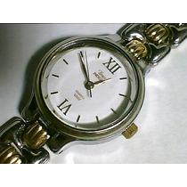 Timex Indigo Joia Bracelete - Relogio Antigo De Coleção