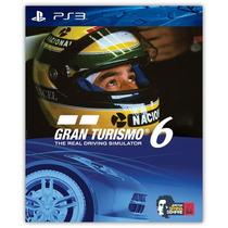 Gran Turismo 6 - Ps3 - Português - Codigo Psn - Zell Games