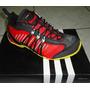 Tênis Hellbender adidas M22981 Vermelho