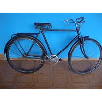 Rara Bicicleta Passeio Aro 28 Marca Taurus Feita No Brasil