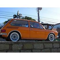 Frisos Vão Roda Paralama Brasilia