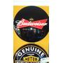 Placa Luminosa Original Da Cerveja Budweiser