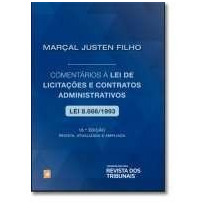 Comentarios A Lei De Licitacoes E Contratos Administrativos