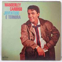 Wanderley Cardoso Lp Nacional Usado Juventude E Ternura