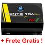 Jfa Fonte Carregadora Chaveada 70 Amp. + Frete Gratis!!!