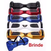 Hoverboard Skate Patinete Elétrico Air Board Mini Segway