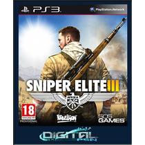 Sniper Elite 3 Ps3 Lançamento Legendado Pt Envio Imediato