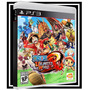 One Piece Unlimited World Red - Novo, Original - Ps3