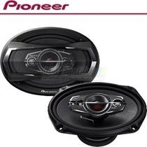 Alto Falante Pioneer 6x9 600w 6995 100 Rms