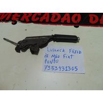 Lavanca Freio De Mão Fiat Punto Original.