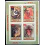A3638 Cabardino Balcária Russia Fauna Macacos Bloco Nnn