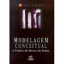 Livro Modelagem Conceitual E Projeto De Bancos De Dados.