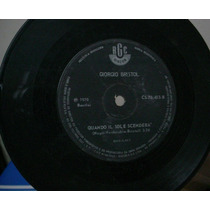 Vinil Compacto Noi, Giovani 1970 Frete Gratis