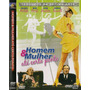 Dvd, Homem E Mulher Até Certo Ponto - Raquel Welch, J Huston