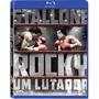 Blu-ray Rocky Um Lutador - Original Frete Negociável