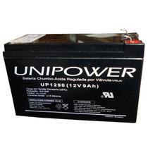 Bateria Selada 12v 9ah Nobreak Cerca Eletrica Alarme Cftv