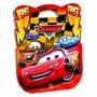 Kit Conjunto Livros Carros E Toy Story 8 Volumes E 1 Cd Cada