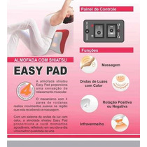 Massagem Shiatsu Easy Pad