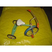 Brinquedo Antigo - Pedal Toys - Velocipede Brasileiro